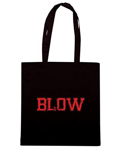 BLOW Speed Borsa OLDENG00420 Shopper Shirt VINTAGE Nera aavFUSwq