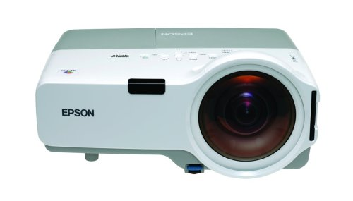- Epson PowerLite 410W Business Projector (WXGA Resolution 1280x800) (V11H330020)