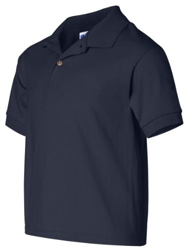 50 Youth Jersey Polo - 7