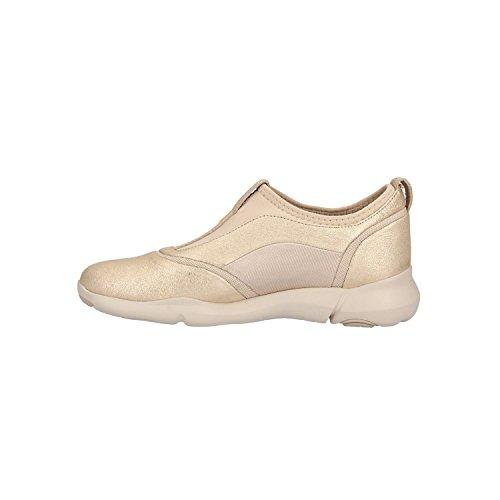 Chaussures De Sport Légère Couche De Geox Beige XAwZzol7g