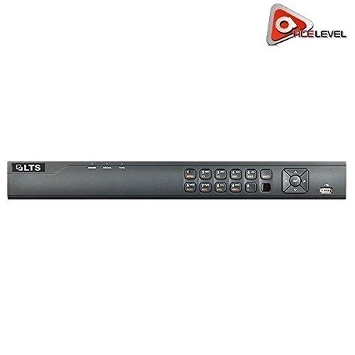 LTS Platinum Advanced Level HD-TVI 16CH DVR (Efficient Mode): Supports HD-TVI/AHD/Analog/IP Camera, H.264 Zip+, 2 SATA up to 12TB, Dual Stream, 16CH Synchronous Playback (No HDD) - LTD8316T-ET