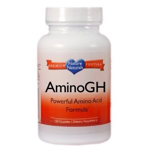 AminoGH - Extreme avec des acides aminés de haute absorbance, 120 capsules - Super haute puissance - UltraFast absorption
