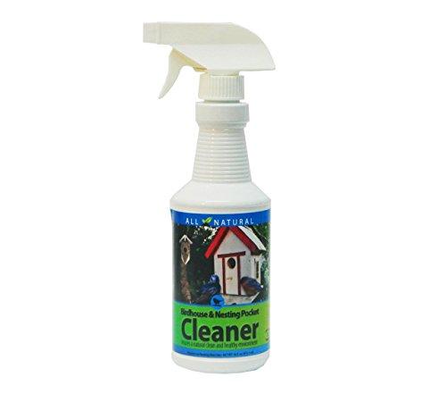 Carefree Enzymes 94724 Birdhouse & Nesting Pocket Birdhouse Cleaner