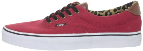 Mode Era Mixte Adulte Rouge U Baskets Vans Ogx5wqSqt