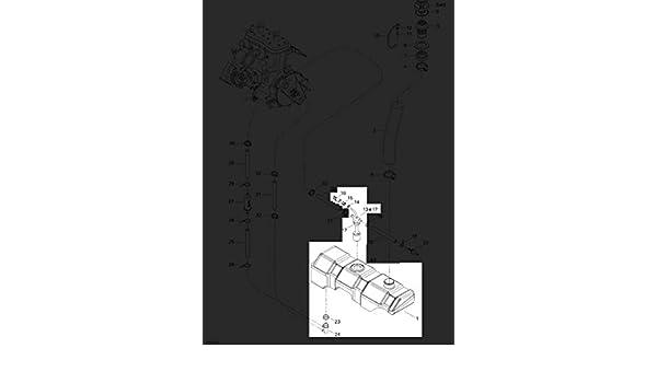 Sea-Doo 2001-2005 Gti Gti Rfi Oil Tank Sensor And Fitting Kit 275000238 New Oem