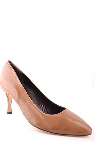 Marron Femme Cuir L'ARIANNA Chaussures MCBI402003O À Talons aEx1ww0pnq