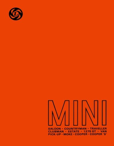 - Mini Workshop Manual (Official Workshop Manuals)