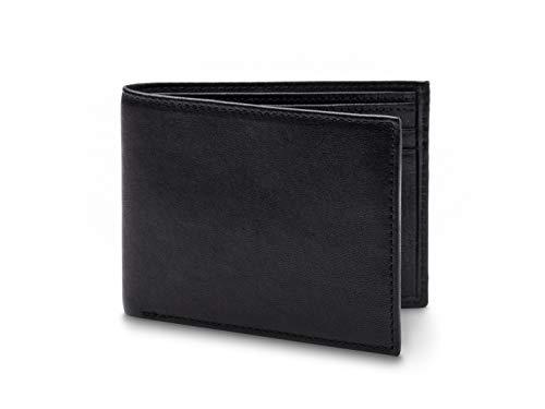 - Bosca Men's Executive Wallet in Napoli Nappa Leather - RFID