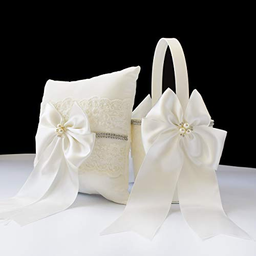 List of the Top 10 flower girl baskets for weddings set you can buy in 2020