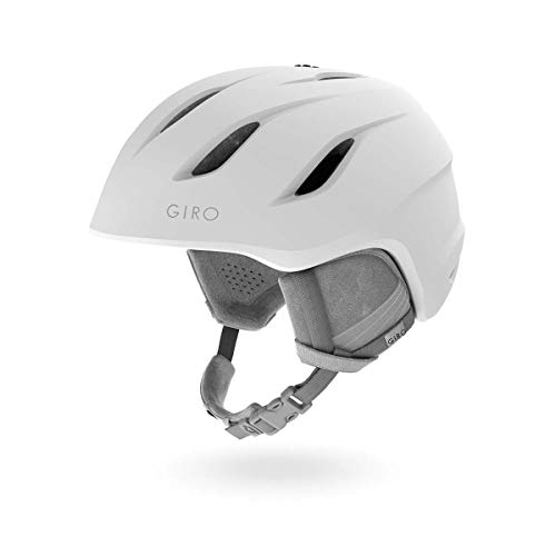 Giro Era Womens Snow Helmet Matte White MD 55.5-59cm ()