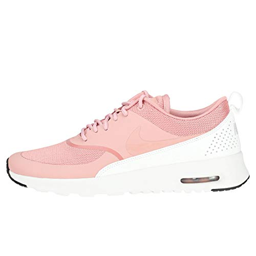 Summit NIKE Multicolore Femme Rust Thea Air Max WMNS Black 001 Rust Basses Pink Sneakers White Pink 7q0r7gw