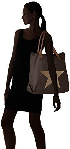 Marron portés Coffee épaule Stella Générique Sacs nxOTqE6Ig