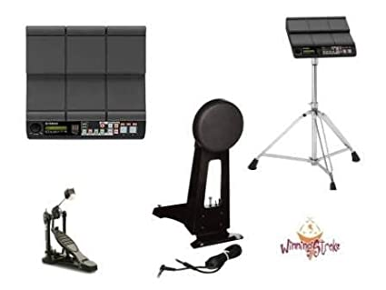 Yamaha Dtx Multi12 Octopad With Gladnic Brand Stand Amazon