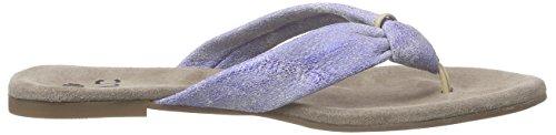 I love candies ILC Sandale - Sandalias de dedo Mujer Morado - Violett (Lilac 889)