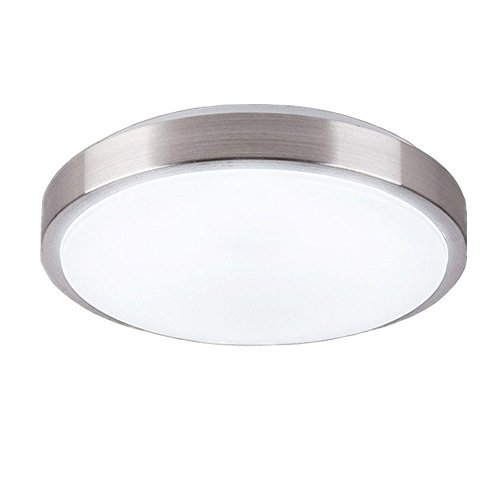AFSEMOS LED Flush Mount Ceiling Light,13.2u0027u0027, 18W(100W Incandescent  Equivalent