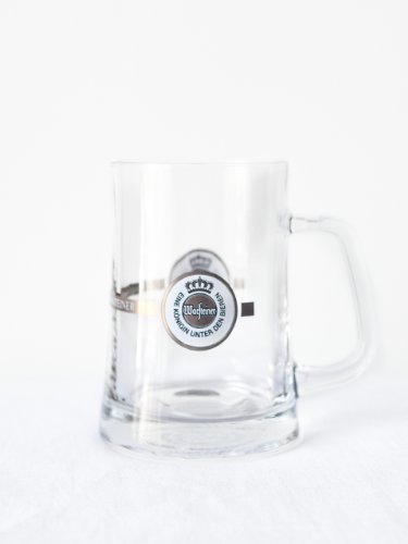 Warsteiner-Glass-Beer-Mug