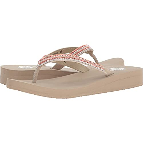 nice Yellow Box Women's Brelynn Sandal