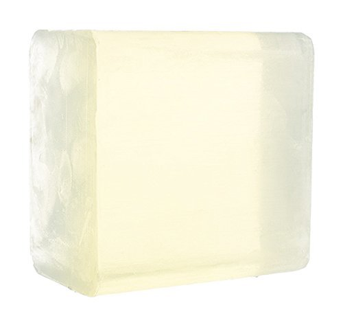 Clear Glycerin Soap Base - Organic - 2 Pounds - by EarthWise Aromatics