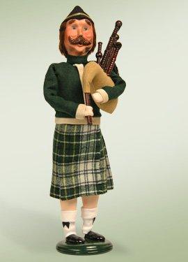 12日間のクリスマス: Eleven Pipers配管Figurine B004OAAWGY