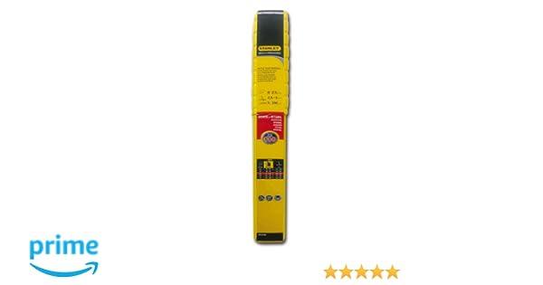 Stanley 460925 - Electrodos para soldadura (110 unidades): Amazon.es: Industria, empresas y ciencia