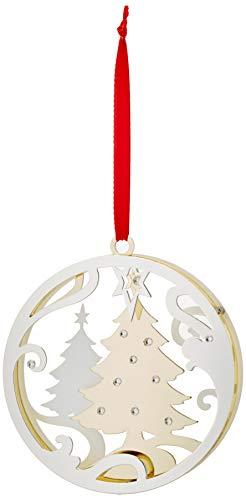 Lenox Stamped Tree Ornament -