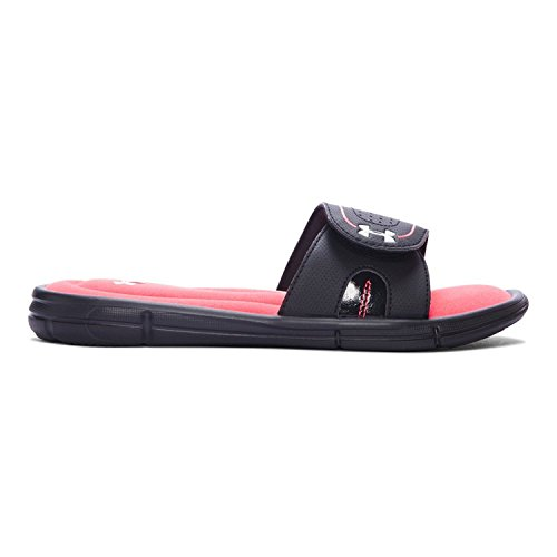 Ignite Black Slide Cerise VII Women's Under Armour Sandal wq76PB6n