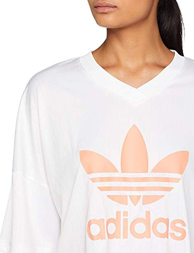 White White Adidas Adidas Donna camicia Donna camicia camicia Adidas 8PAO5qO