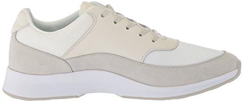 Lacoste Women's Chaumont 118 2 G Spw Sneaker, Light Grey/Light Tan/White, 7 M US