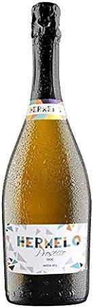 Hermelo Prosecco Doc Treviso Extra Dry - 75 cl - 12 botellas