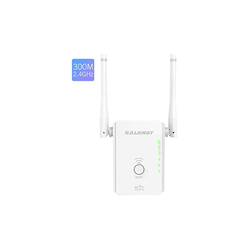 Galaway 300Mbps Mini WiFi Range Extender