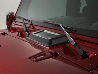 2009-2012 Jeep Wrangler Hood Scoop ()