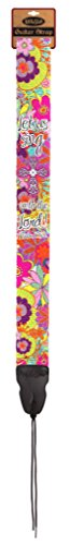 floral-guitar-strap