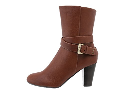 CL by Chinese Laundry Women's Chelsie Boot,Cognac,8.5 M - Chelsie Brown