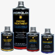 Microlon MIL Standard Engine Treatment Kit 8 Cylinder (Over 5.7 Liters) by Microlon