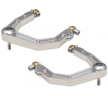 2003-UP Toyota 4Runner / 2007-UP FJ Upper Control Arm Kit from Icon Vehicle Dynamics (Billet Uniball)