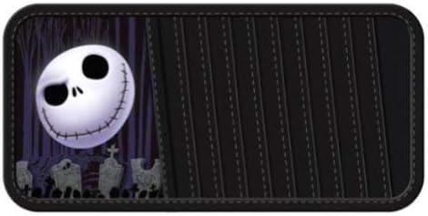 New Design 11 Teile Nightmare Before Christmas Jack Skellington Auto Truck Suv Sitzbezüge Boden Matte Set Mit Reise Größe Violett Slice Auto