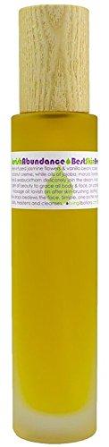 Living Libations - Organic / Wildcrafted Best Skin Ever: Lavish Abundance Body Oil (3.38 oz / 100 ml)