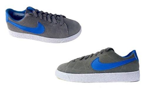 GS Faible Blazer Blu Grigio Nike Nike ax0wtAW