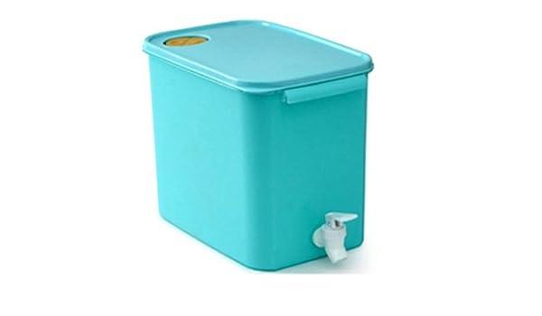 Tupperware dispensador de agua, 8,7 Litros: Amazon.es: Deportes y ...