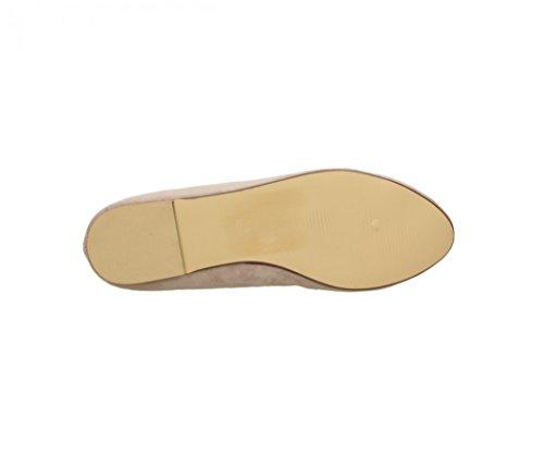 Ballerine Footwear beige donna Beige MF Fitters q56RgxHwg