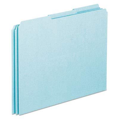 PFXPN203 - Pendaflex Blank Self Tab Pressboard File Guides