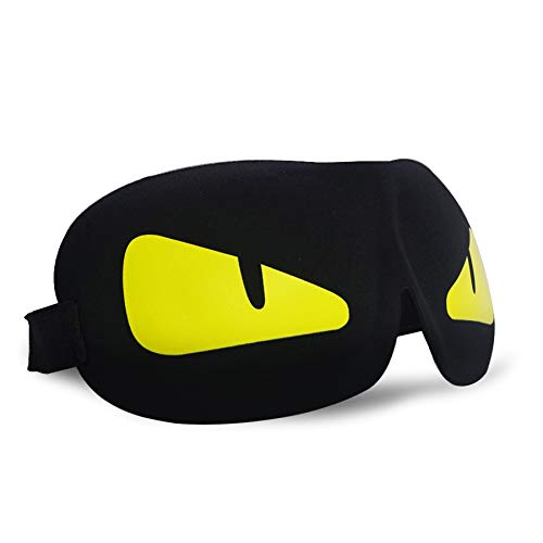 聴覚承知しました波NOTE 漫画3dアイマスク睡眠補助マスク用旅行残りカバーアイパッチ目隠しアイシェードシールドライトギフト用子供