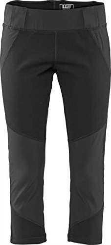 5.11 Women's Raven Range Capri, Black, Medium