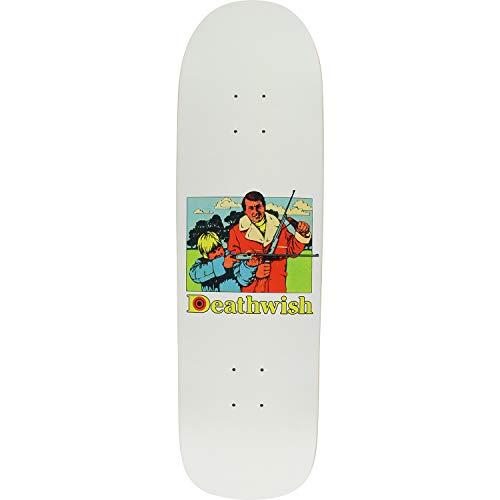 Deathwish Skateboards Bullseye Skateboard Deck - 8.62