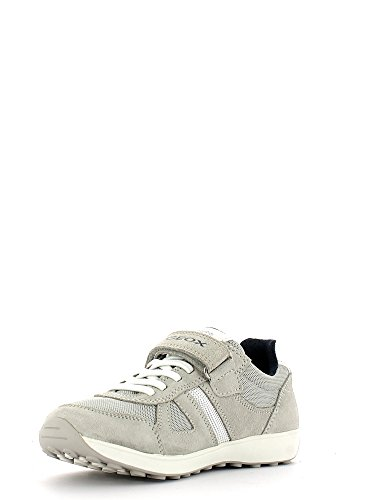 Geox Xitizen unisex kinder, wildleder, sneaker low