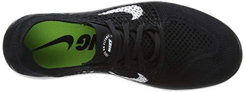 Flyknit Nike Compétition Noir 2018 White Laufschuh Black 001 de Run Chaussures Running Femme Free Noir 4rxtwrqR
