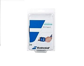 Babolat Protección tenista de Tenis, Wrist Support, Blau, One Size, 720007_100, Azul, Talla única: Amazon.es: Deportes y aire libre