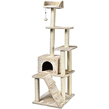 AmazonBasics Cat Tree Furniture - Large