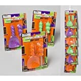 2pc Scoop & Carver Pumpkin Carving Kit (Asst: Colors)