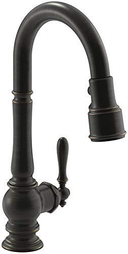 (Kohler K-99261-2BZ, 16.00 x 4.31 x 8.50 inches, Oil-Rubbed Bronze )